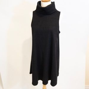 Angel Biba Black Sweater Dress